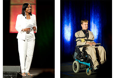 Key note speakers at Ameriplan Convention in Dallas Texas