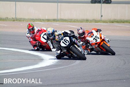 Professional Motorcycle Race at Virginia International Raceway