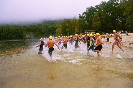 Iron Man competition in Virginia