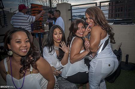 Kiki's bachelorette party fun